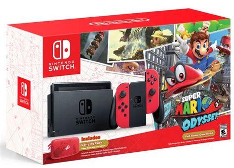 mario console nintendo announce new switch and mario console