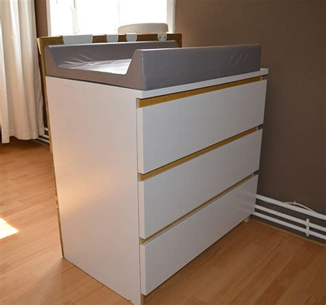 Transformer Commode En Table à Langer by Emejing Table A Langer Commode Malm Photos Awesome