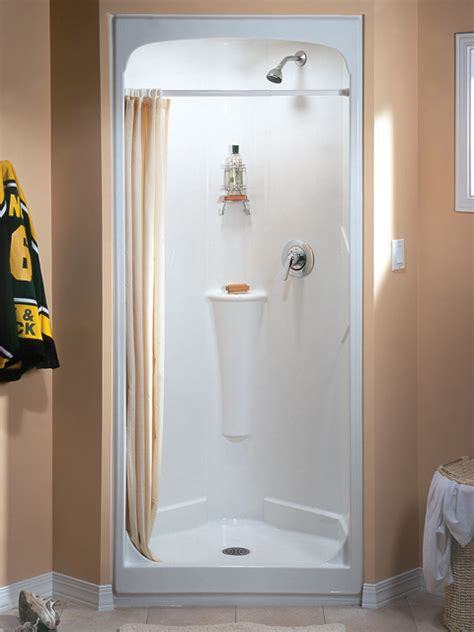 Shower Stall 32 Inch Shower Stall From Fiberglass Useful Reviews Of