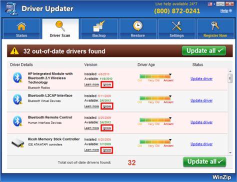 drive update winzip driver updater faq s