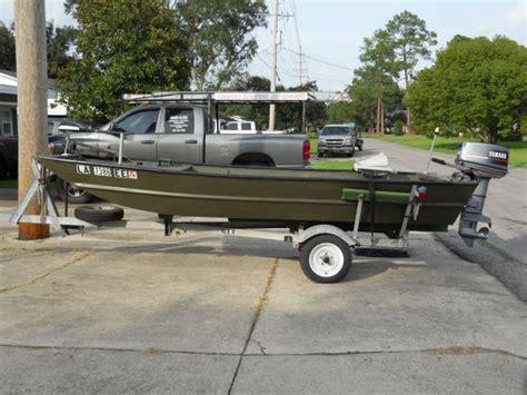 alumaweld hunting boats 1993 alumaweld flat boat flat jon boat for sale in