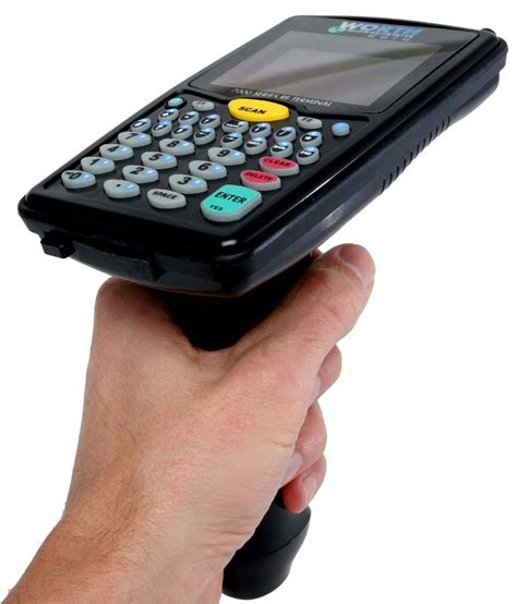 mobile scanners 7100 mobile rf terminals with built in bar code scanner