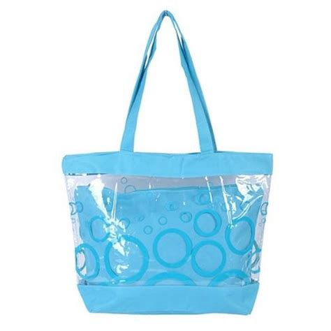 clear plastic tote bag pictures slideshow
