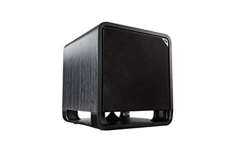 polk audio hts  powered subwoofer  power port