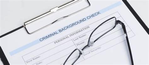 Pa Criminal Record Check For Teachers Records Search Background Check Background Check Records Laws By State