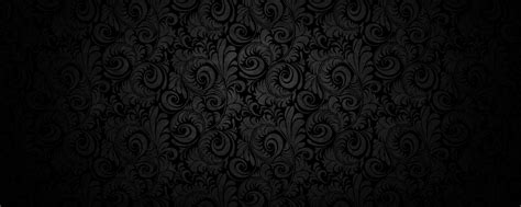 black pattern paper black background pattern wallpaper 2560x1024 75338
