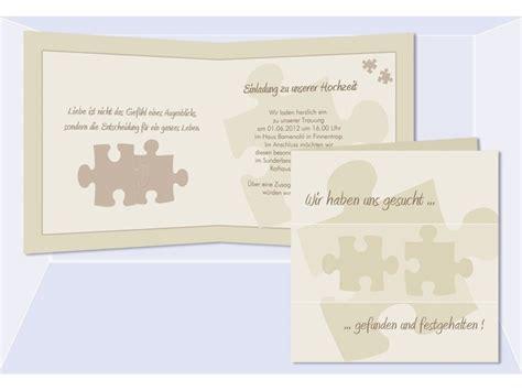 Hochzeitskarte Einladung by Einladungskarten Hochzeit Hochzeitskarte Puzzle