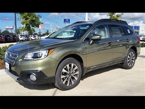 2017 subaru outback 2 5i limited 2017 subaru outback 2 5i limited start up full review
