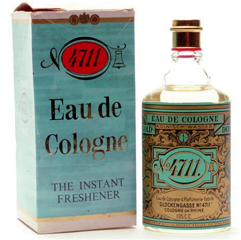 Parfum Vitalis Eau De Cologne the history of 4711 eau de cologne
