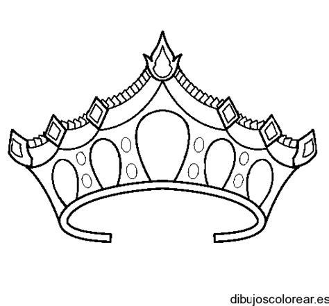 dibujos de princesas para colorear corona de princesa dibujo de una corona de princesa