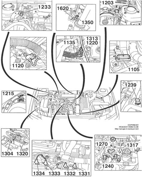 peugeot 406 hdi engine diagram get free image about
