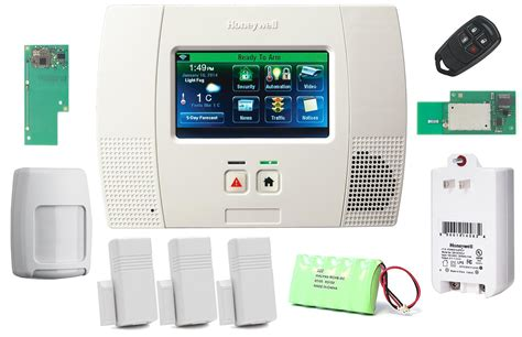 Home Security Orlando Florida Home Alarm Systems Honeywell Lynx Touch L5200 Wireless Home Security