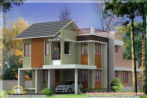 kerala home design 3d plan 5 kerala style house 3d models kerala home design and