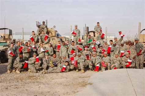 10 best photos of our troops celebrating christmas