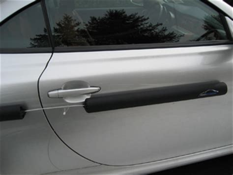 Auto Door Protector by Door Guard Installation Door Defender