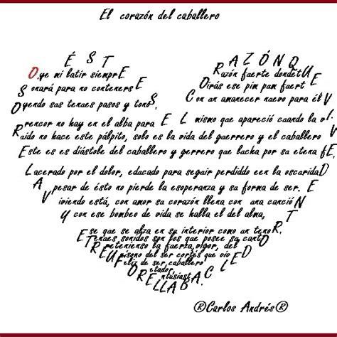 imagenes visuales de un poema caligrama con amor imagui