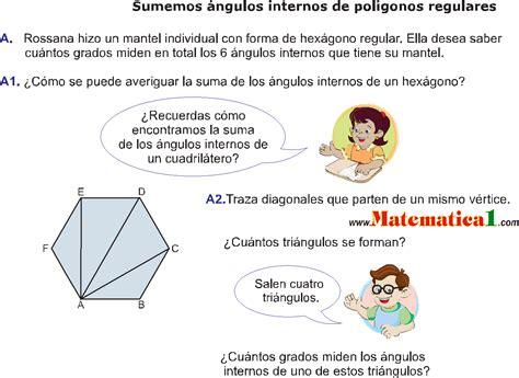 la suma de los suma de los 193 ngulos internos en un pol 205 gono regular ejemplos resueltos pdf
