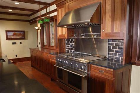 prairie style kitchen cameron frank lloyd