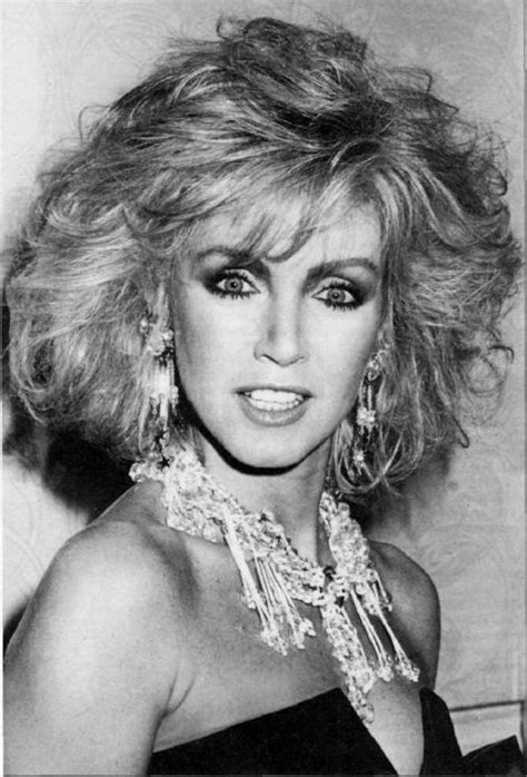 photos of donna mills curly frosted hairstyle from the 89s 43 best donna mills images on pinterest knots landing