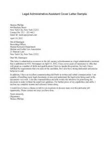 cover letter for administrative support application school