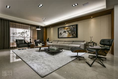 spacious design a spacious apartment full of contemporary elegance