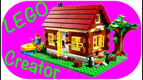 lego log cabin lego 5766 log cabin lego creator review