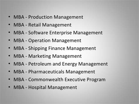 Mba In Production Management In Mumbai by Your Future Is In Your