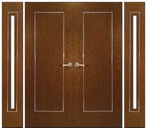 modern wood doors wooden doors from kershaws modern interior doors