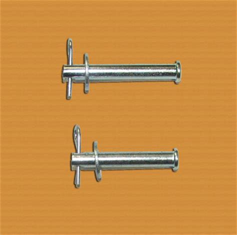 Futon Parts by Futon Planet Futonplanet Clevis Cotter Pin And
