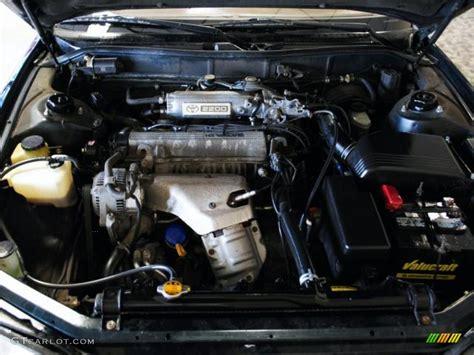 1994 Toyota Camry 4 Cylinder Engine 1995 Toyota Camry Le Sedan 2 2 Liter Dohc 16 Valve 4