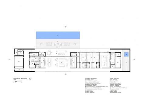 concrete house floor plans marcio kogan s casa lee concrete house plans interior