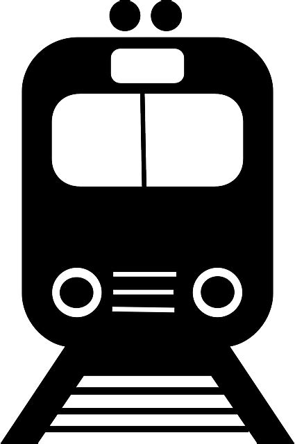 Blue Moon 7 52 Ct commuter silhouette 183 free vector graphic on pixabay