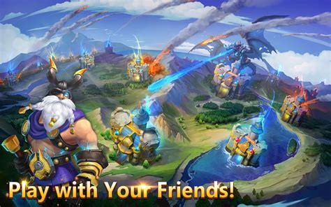 download game castle clash mod apk offline castle clash mod apk download v1 3 53 apk mod data for
