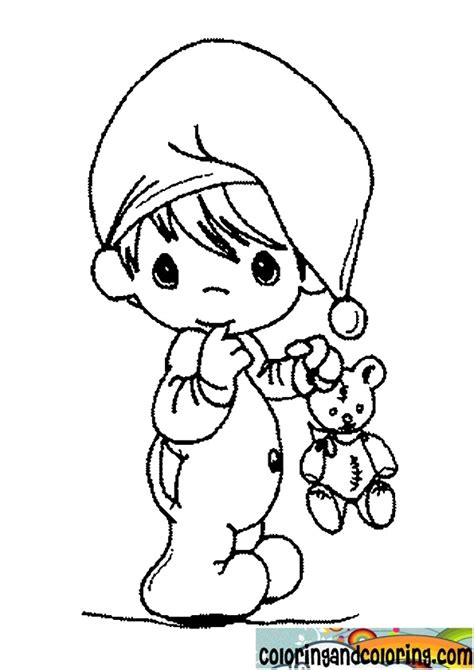 Baby Precious Moments Coloring Pages Precious Moments Baby Coloring Pages Free