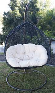outdoor hanging egg chair hanging egg chair black buy hanging egg chairs
