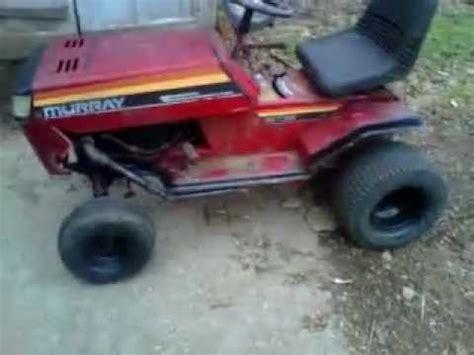 custom exhaust   racing lawnmower youtube
