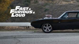 Dodge Charger In Fast And Furious 1970 Dodge Charger Fast Furious And Loud Car