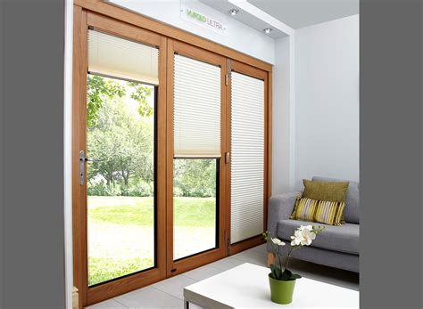 blinds for doors uk blinds for external ultra doors 187 vufold