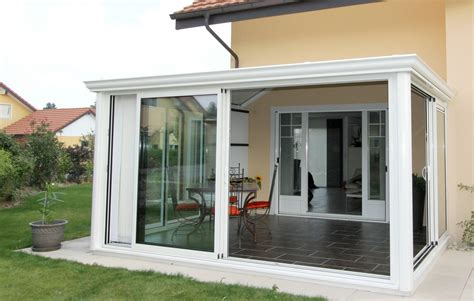 Combien Coute Une Veranda 990 by Combien Co 251 Te Une V 233 Randa Habitatetfermetures Ch