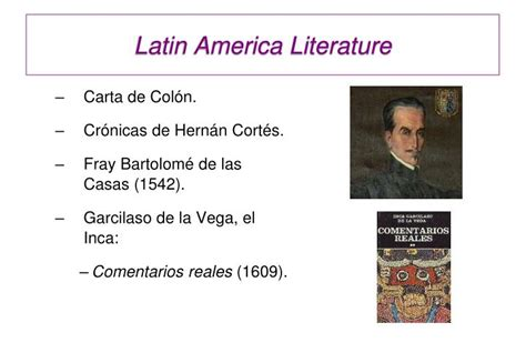 themes in latin american literature ppt artistic and literatury culture in spanish america