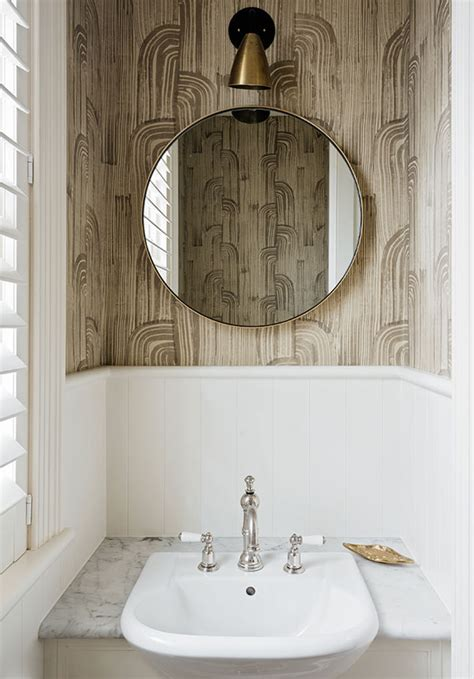 round mirror for bathroom fall s bathroom trend round mirrors 24 east
