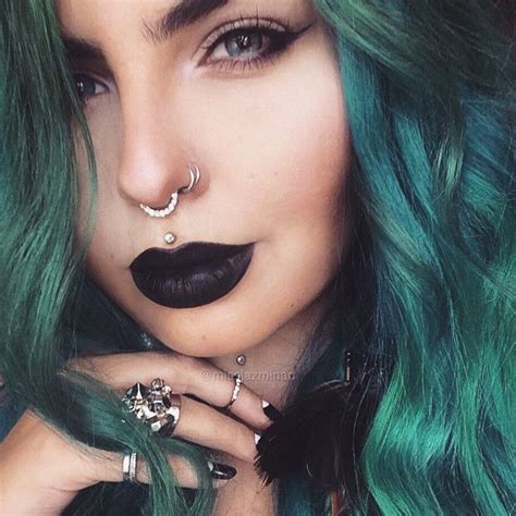 septum tattoo 170 best images about put a ring in it on