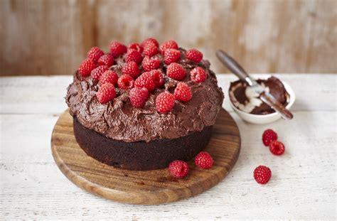 vegan chocolate cake recipe vegan recipes tesco real food