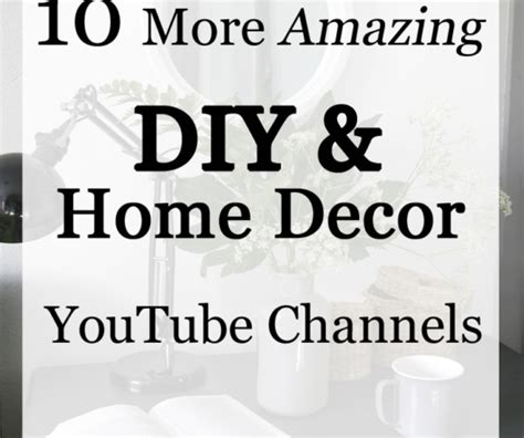 Best Home Decor Youtube Channels | best home decor youtube channels diy dollar tree christmas