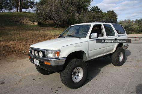 small engine service manuals 1993 toyota 4runner engine control 1993 toyota 4runner sr5 sport utility 4 door 3 0l