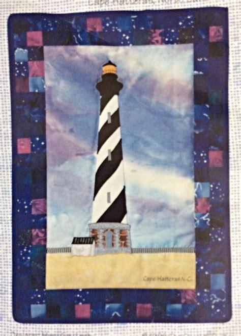 lighthouse quilt block pattern cape hatteras lighthouse