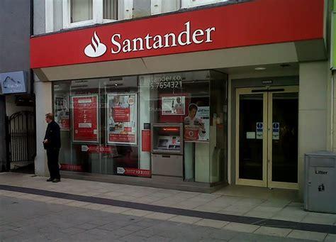 santander bank mönchengladbach telefonnummer santander bank sparkasse 15 16 high