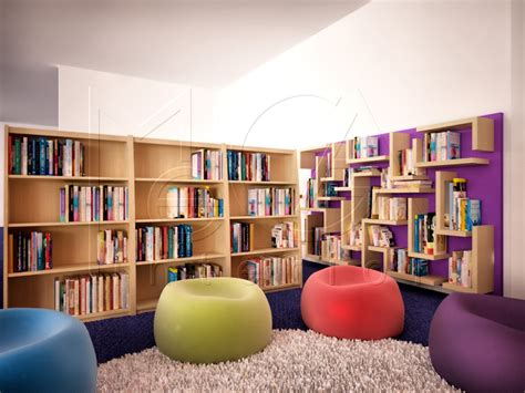 office library interior design ideas primary library ii 1 mi design interior