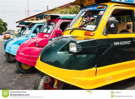 Tuk Tuk, Thailand Cars Editorial Photo   Image: 27188126