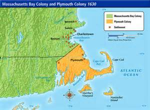 Massachusetts Bay Colony Map by Plymouth Colony Map Car Interior Design